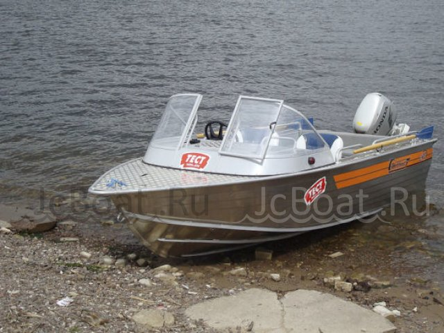 катер WELLBOAT-45 2014 г.