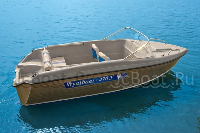 катер WYATBOAT 470 У 2016 г.