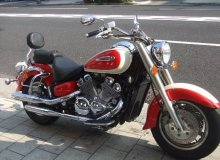 чоппер YAMAHA ROYAL STAR