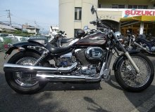 чоппер HONDA SHADOW SLASHER 750