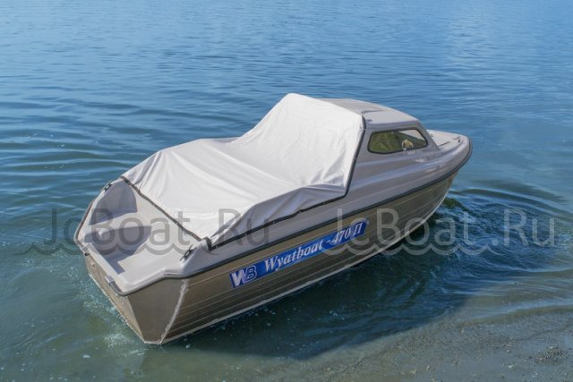 катер WYATBOAT 470 П 2017 г.