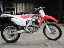 кроссовый HONDA CRF 450R FUEL INJECTION PE05-230002