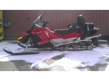 снегоход ARCTIC CAT GRAND TOURING 600 E TEC L
