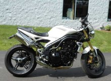 кольцевик TRIUMPH SPEED TRIPLE