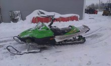 снегоход ARCTIC CAT MOUNTAIN CAT 600