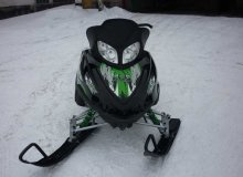 снегоход ARCTIC CAT ARCTIC CAT M8 153