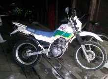 эндуро YAMAHA SEROW XТ225