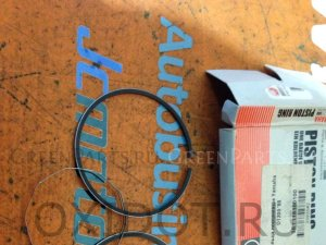 Кольца поршневые на YAMAHA dt200'88