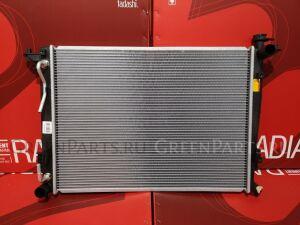 Радиатор двигателя на Hyundai IX35 LM