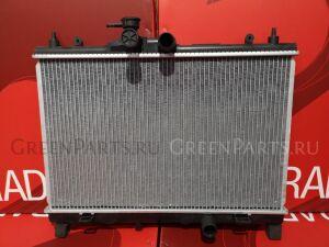 Радиатор двигателя на Nissan Tiida SC11