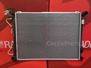 Радиатор двигателя на Hyundai Sonata G4KA