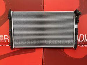 Радиатор двигателя на Mitsubishi Lancer Evolution CZ4A 4B11-T