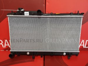 Радиатор двигателя на Subaru Legacy BL EJ20