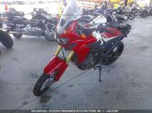 мотоцикл HONDA CRF1000LAFRICA TWIN