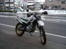 мотоцикл YAMAHA SEROW250