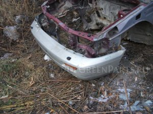 Бампер на Mitsubishi Chariot N43W 4G63