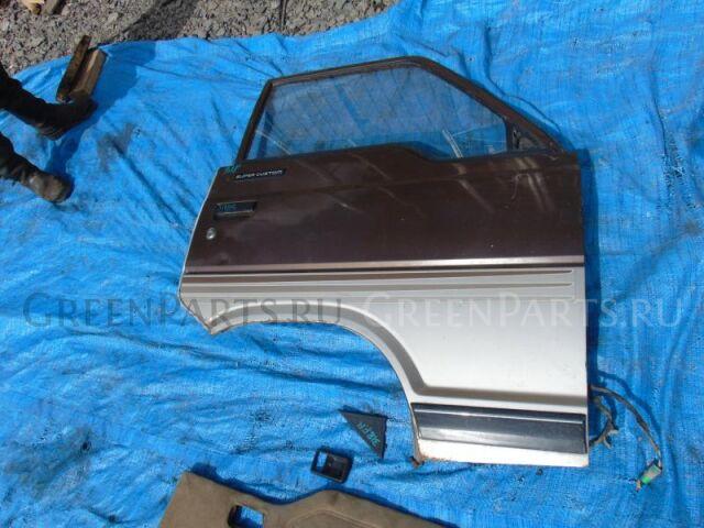 Стекло двери на Toyota Hiace LH51 2L-T