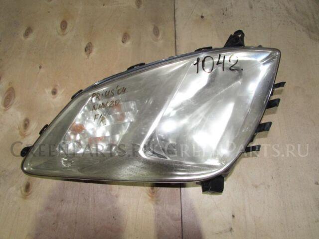Фара на Toyota Prius NHW20 1NZFXE 47-16
