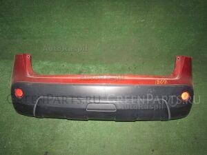 Бампер на Nissan Dualis J10 MR20DE