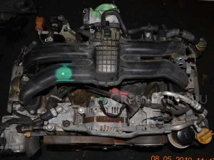 Двигатель на Subaru Impreza GJ2/GJ3/GP2/GP3 FB16A CVT