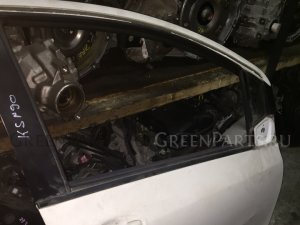 Дверь на Toyota Vitz KSP90 1KR