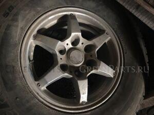 Диск литой на Mitsubishi Pajero V8 4M41