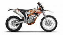 мотоцикл KTM FREERIDE 350