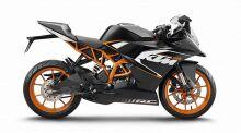 мотоцикл KTM RC200