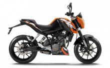 мотоцикл KTM Мотоцикл KTM 125 DUKE