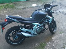 мотоцикл SUZUKI SFV 6(0