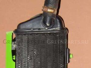 Радиатор на KAWASAKI KDX250
