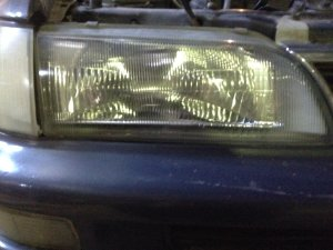 Фара на Toyota Corolla AE100 5A