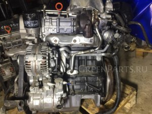 Двигатель на Volkswagen Passat B6 CAXA