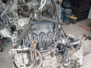 Двигатель на Honda Fit GD1 L13