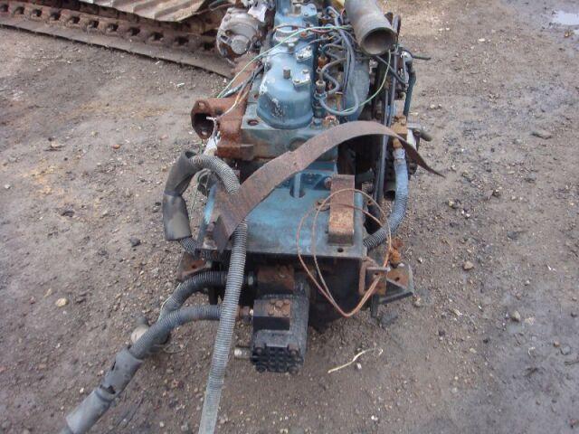 Двигатель на KUBOTA V1902