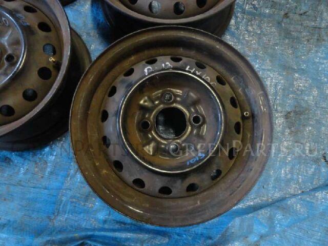 диски Nissan железки R13