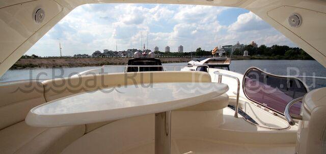 яхта моторная AZIMUT Azimut 55 2006 г.