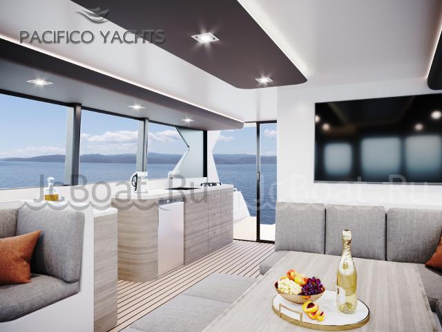 катамаран Катамаран Pacifico Cruise 120 2018 г.