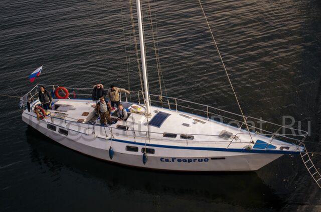 яхта парусная гидра 2010 г.