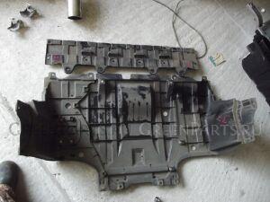 Защита двигателя на Honda Insight ZE2 LDA 9