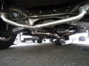 Рычаг на Subaru Forester SH5 EJ20