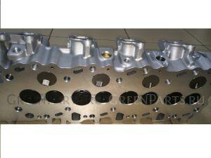 Головка блока цилиндров на Toyota Hilux KZN130 1KZ
