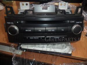 Магнитофон на Toyota LAND CRUSER #J200 2UZ-FE