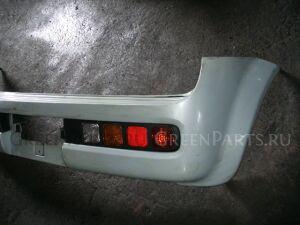 Бампер на Nissan Cube BZ11