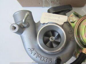 Турбина на Mitsubishi Delica PD8W, PE6W, PD6W, PE8W, PF8W 4M40 TF035