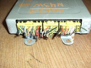 Блок efi на Mitsubishi Chariot, RVR N43W, N23W 4G63 MD334789, E2T37879
