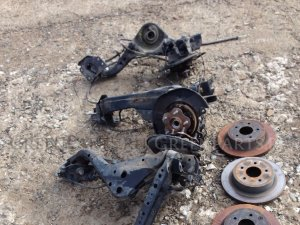 Подшипник ступицы на Nissan Juke F15, NF15, YF15