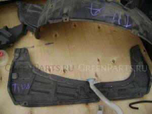 Защита двигателя на Nissan Tiida C11, NC11, JC11