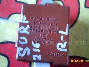Блок управления на Toyota Hilux Surf RZN215 89741-35010