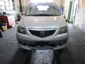 Туманка на Mazda Mpv LW3W L3 181609